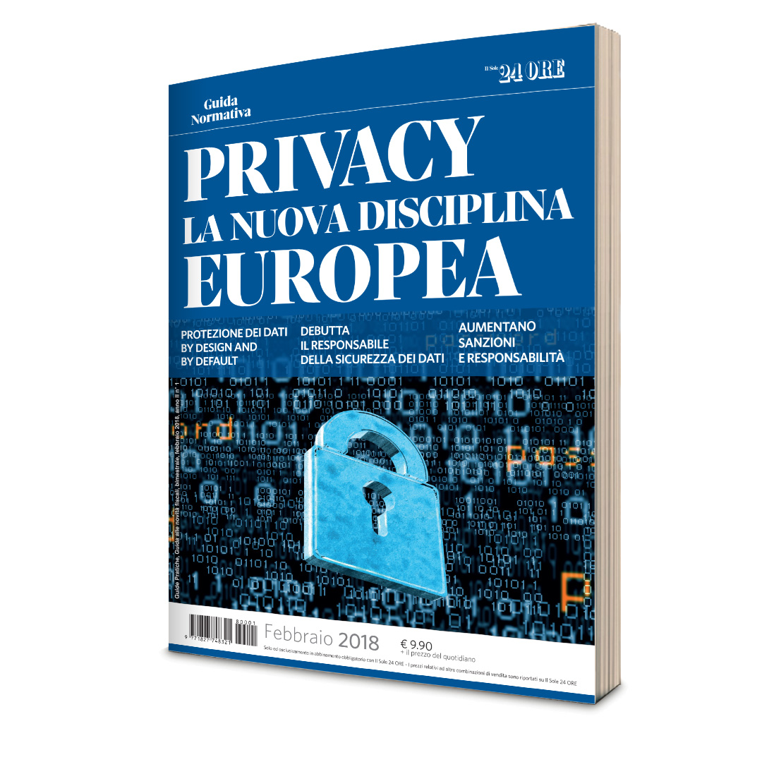 Privacy - La nuova disciplina europea