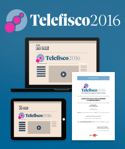 Evento Telefisco 2016