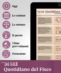 Quotidiano del fisco