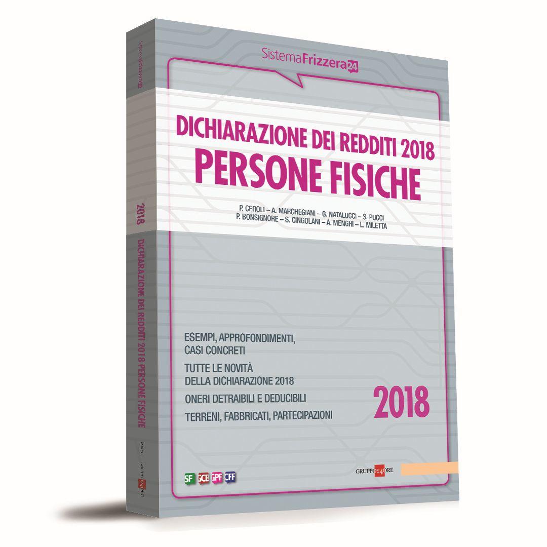 Il Commento Quadro Per Quadro Del Modello Dichiarazione Dei Redditi 2018 .
