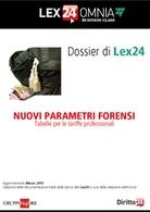 Nuovi parametri forensi