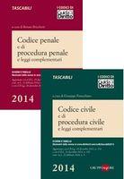 Pacchetto codice civile e codice penale